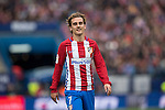 Antoine Griezmann of Atletico de Madrid during the match Atletico de Madrid vs Valencia CF, a La Liga match at the Estadio Vicente Calderon on 05 March 2017 in Madrid, Spain. Photo by Diego Gonzalez Souto / Power Sport Images