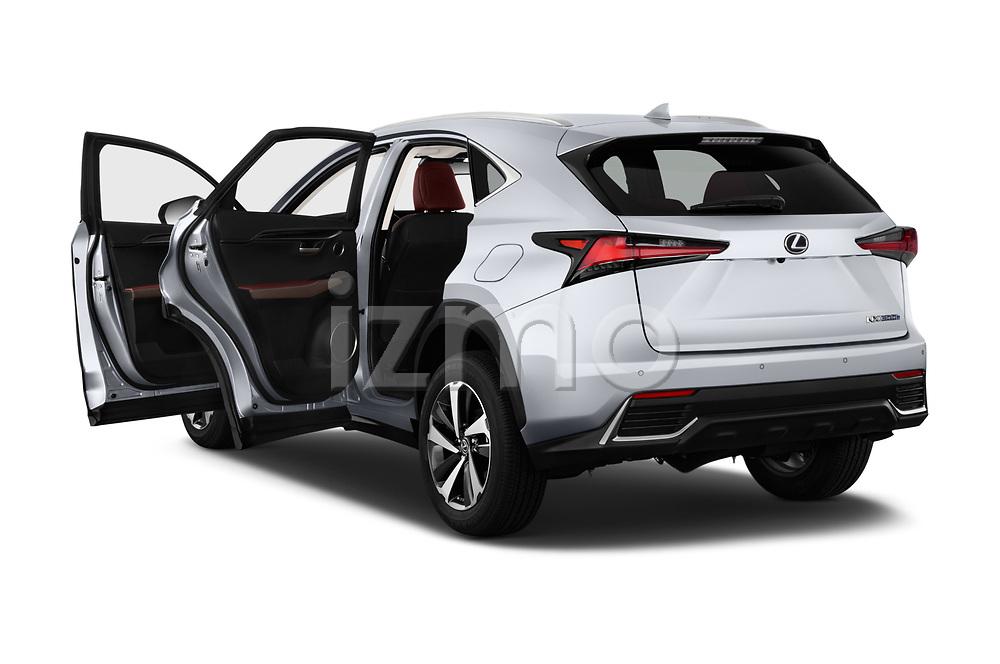 Car images of 2020 Lexus NX 300h 5 Door SUV Doors