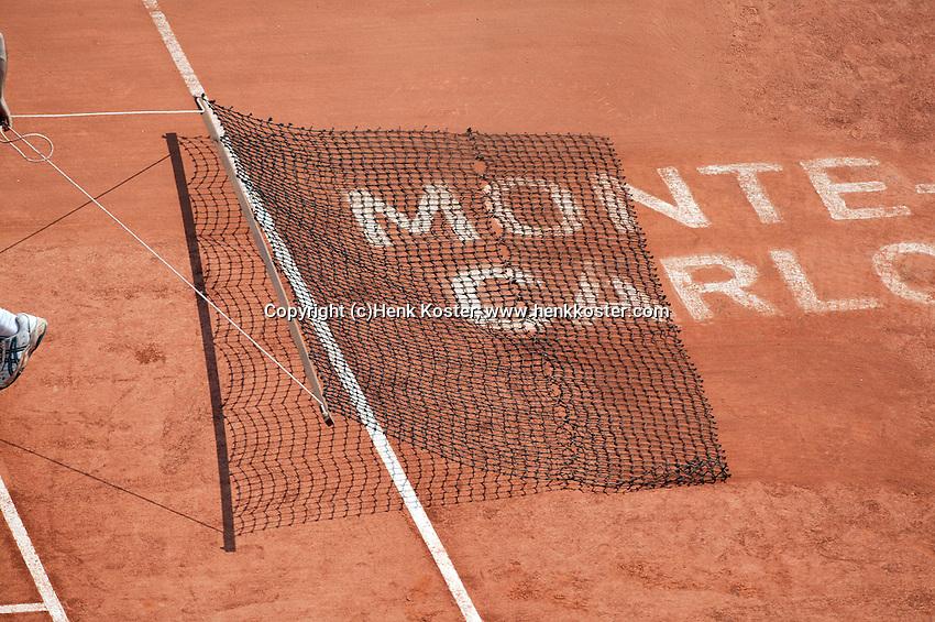 18-4-06, Monaco, Tennis,Master Series, Court attendance in Monte Carlo
