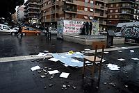 Strage di Piazza Fontana, flash mob a Roma
