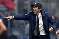 Antonio Conte coach of FC Internazionale <br /> Milano 09/02/2020 Stadio San Siro <br /> Football Serie A 2019/2020 <br /> FC Internazionale - AC Milan <br /> Photo Andrea Staccioli / Insidefoto
