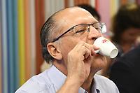 25.09.2018 - Alckmin participa do programa Pânico em SP