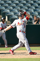 Bryan Anderson - Surprise Rafters, 2009 Arizona Fall League.Photo by:  Bill Mitchell/Four Seam Images..
