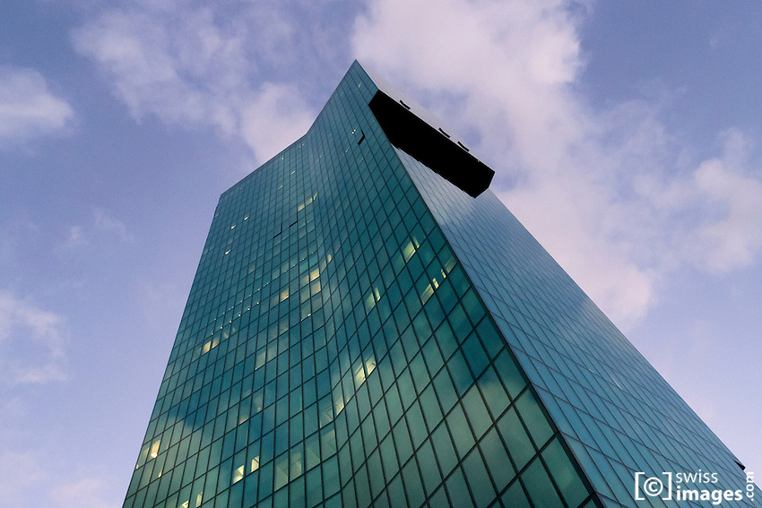Switzerland's highest Skyscraper