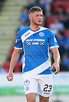 St Johnstone FC… Season 2016-17<br />Liam Gordon<br />Picture by Graeme Hart.<br />Copyright Perthshire Picture Agency<br />Tel: 01738 623350  Mobile: 07990 594431