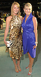 Mackenzie Massey and Rebecca White at the Astros Wives Gala at Minute Maid Park Thursday July 31,2008. (Dave Rossman/For the Chronicle)