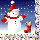 Skarlett, NAPKINS, SERVIETTEN, SERVILLETAS, Christmas Santa, Snowman, Weihnachtsmänner, Schneemänner, Papá Noel, muñecos de nieve, paintings+++++,BGSPSV0060,#SV#,#X#