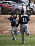 Brewers @ Dodgers triple-A 031519