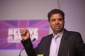 Harjit Singh Gill, Former Labour Mayor of Gloucester, UKIP Spring Conference, Margate, Kent.