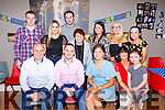 Paudie Coffey Gortbee Beaufort celebrated his 21st birthday with his family at his home on Saturday night