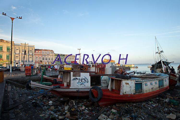 Mercado do ver-o-peso.<br /> <br />  Belém, Pará, Brasil.<br /> <br /> PA, Data: 03/11/2012, Foto: Ana Mokarzel