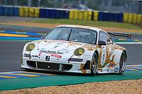 #1 EMMANUEL BRIGAND - PORSCHE / 997 GT3 RSR / 2008 GT2B