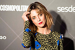 Leticia Dolera attends to the award ceremony of the VIII edition of the Cosmopolitan Awards at Ritz Hotel in Madrid, October 27, 2015.<br /> (ALTERPHOTOS/BorjaB.Hojas)