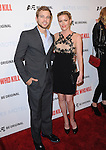Kathleen Robertson and Max Thieriot attends The Premiere Party for A&E's Those Who Kill and Season 2 of Bates Motel held at Warwick in Hollywood, California on February 26,2014                                                                               © 2014 Hollywood Press Agency
