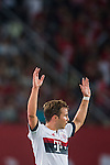 Mario Gotze of Bayern Munich reacts during the Bayern Munich vs Guangzhou Evergrande as part of the Bayern Munich Asian Tour 2015  at the Tianhe Sport Centre on 23 July 2015 in Guangzhou, China. Photo by Aitor Alcalde / Power Sport Images