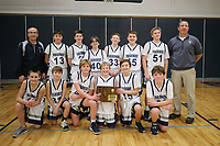 Basketball 7th Grade Boys 1/30/2020