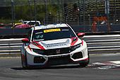 RealTime Racing Honda Civic Type-R TCR: Michael Cooper