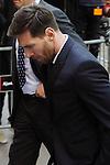 Barcelona's Leo Messi Testifies in fraud Case.