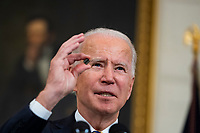 FEB 24 Joe Biden signs  Executive Order on the Economy