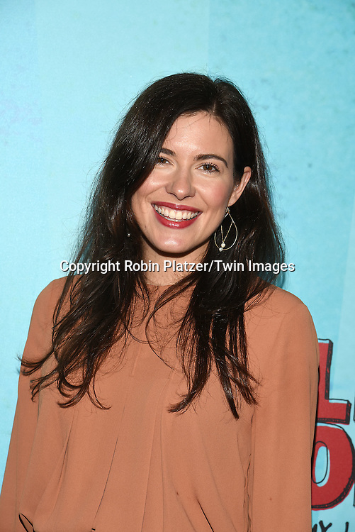"""Gemma Forbes attends the """"Middle School: The Worst Years of My Life"""" New York Screening on October 1, 2016 at the Regal E-Walk in New York, New York, USA.<br /> <br /> photo by Robin Platzer/Twin Images<br />  <br /> phone number 212-935-0770"""