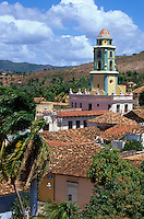 Cuba, Convento San Francisco in Trinidad, Provinz Sancti Spiritus, Unesco-Weltkulturerbe