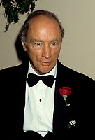 Montreal (Qc) CANADA, 1993 File Photo -<br /> <br /> Former Canadian Prime Minister ; Pierre E. Trudeau <br /> <br /> <br /> photo (c) Pierre Roussel -  Images Distribution