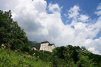 Castel Caldes Castello di Caldes in Val di Sole castle of caldes