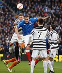 Chris Hegarty up attacking at a corner kick