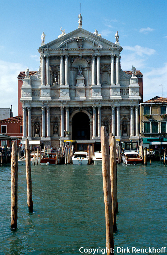 Chiesa degli Scalczi ( 1066), Venedig, Venetien, Italien