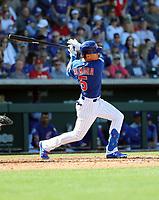 Albert Almora - Chicago Cubs 2019 spring training (Bill Mitchell)