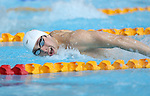 Glasgow 2014 Commonwealth Games<br /> Men's 100m Butterfly heats<br /> Tom Laxton (Wales)<br /> Tollcross Swimming Centre<br /> 27.07.14<br /> ©Steve Pope-SPORTINGWALES