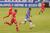 Belo Horizonte (MG), 08/09/2020 - Cruzeiro-CRB - Partida entre Cruzeiro e CRB pelo Campeonato Brasileiro da Serie nesta segunda-feira (07) no estadio do Mineirao. (Foto: Bruno Santos/Codigo 19/Codigo 19)