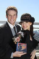 04-06-12 Bonnie & Clyde new CD - Melissa van der Schyff & Clay Elder - Jane Elissa Benefit