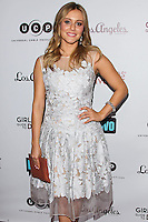 LOS ANGELES, CA, USA - NOVEMBER 18: Julianna Guill arrives at the Los Angeles Premiere Of Bravo's 'Girlfriends' Guide to Divorce' held at the Ace Hotel on November 18, 2014 in Los Angeles, California, United States. (Photo by Celebrity Monitor)
