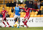 St Johnstone v Aberdeen…13.12.17…  McDiarmid Park…  SPFL<br />Ryan Christie shoots for goal<br />Picture by Graeme Hart. <br />Copyright Perthshire Picture Agency<br />Tel: 01738 623350  Mobile: 07990 594431