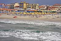 - Lido di Camaiore (Toscana), la spiaggia e stabilimenti balneari<br /> <br /> - Lido di Camaiore (Tuscany), the beach and beach resorts