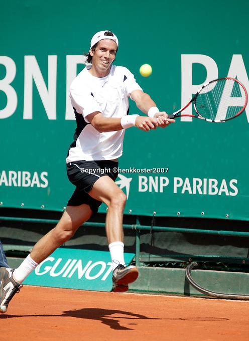 16-4-07, Monaco,Master Series Monte Carlo,Chela