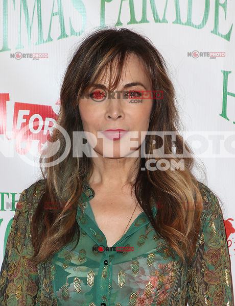 HOLLYWOOD, CA - NOVEMBER 26: Lauren Koslow, at 86th Annual Hollywood Christmas Parade at Hollywood Blvd in Hollywood, California on November 26, 2017. Credit: Faye Sadou/MediaPunch /NortePhoto NORTEPHOTOMEXICO