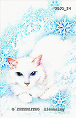 Marie, REALISTIC ANIMALS, REALISTISCHE TIERE, ANIMALES REALISTICOS, paintings+++++,USJO24,#A# ,Joan Marie cat