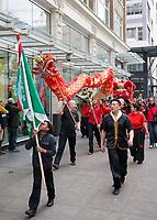 Chinese New Year, Seattle, WA, USA.