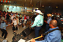 Geno Delafose and French Rockin' Boogie perfoms Zydeco music at the Mid-City Rock 'n Bowl in New Orleans, Thursday, April 26, 2007..Zydeco