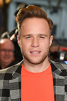 """Olly Murs<br /> arriving for the premiere of """"Johnny English Strikes Again"""" at the Curzon Mayfair, London<br /> <br /> ©Ash Knotek  D3436  03/10/2018"""