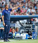 Nederland, Eindhoven, 21 juli 2015<br /> Oefenwedstrijd<br /> PSV-FC Eindhoven<br /> Phillip Cocu, trainer-coach van PSV