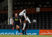 23rd May 2021; Craven Cottage, London, England; English Premier League Football, Fulham versus Newcastle United; Tosin Adarabioyo of Fulham