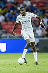 Chelsea Defender Antonio Rudiger in action during the International Champions Cup 2017 match between FC Internazionale and Chelsea FC on July 29, 2017 in Singapore. Photo by Weixiang Lim / Power Sport Images