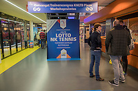 Rotterdam, Netherlands, December 16,  2016, Topsportcentrum,  Coaches Congress <br /> Photo: Tennisimages/Henk Koster