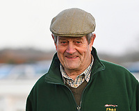 A connection of Skipping On in the Parade Ring prior to f The Crystal Services Commercial and Domestic Cleaning Chase during Horse Racing at Plumpton Racecourse on 10th February 2020