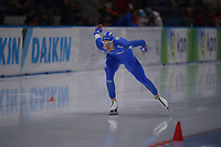 SPEEDSKATING: 23-11-2019 Tomaszów Mazowiecki (POL), ISU World Cup Arena Lodowa, 1500m Men Division B, Francesco Betti (ITA), ©photo Martin de Jong