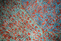Sardi rug design detail.