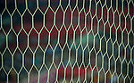 Detail of the soccer goal's net during a friendly match as part of the Audi Football Summit 2012 on July 26, 2012 at the Guangdong Olympic Sports Center in Guangzhou, China. Photo by Victor Fraile / The Power of Sport Images